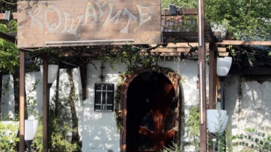 """Бомба избухна пред ресторант """"Кошарите"""" в Лозенец"""