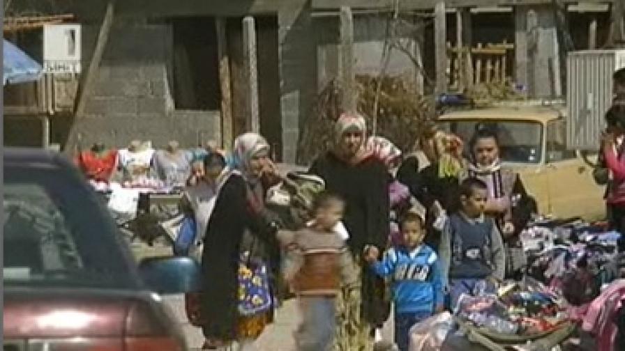 Лъжница - село, подозирано в радикален ислям