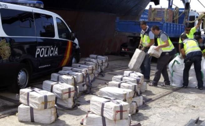 Ясни са имената на българите от кораба с кокаин