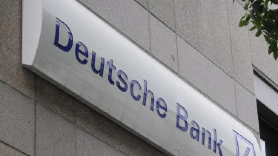Най-голямата германска банка на ръба на катастрофата