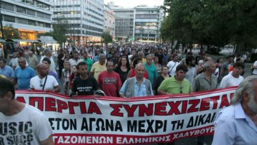 Гърция: 28 млрд. евро неплатени данъци за година