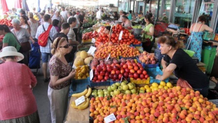 От септември фермерски пазар за биопродукти в София