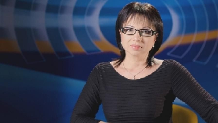 Нова телевизия освободи Цветанка Ризова