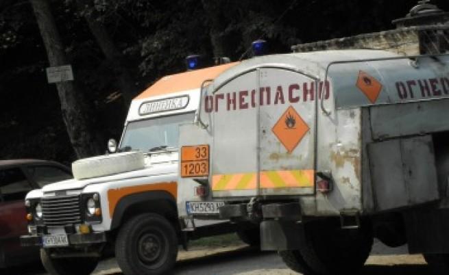 Седмина пострадаха при гасенето на пожара в Рила