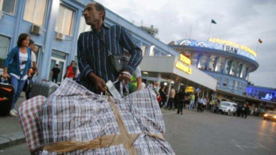 Френската полиция раздигна лагер на 180 роми в Лион