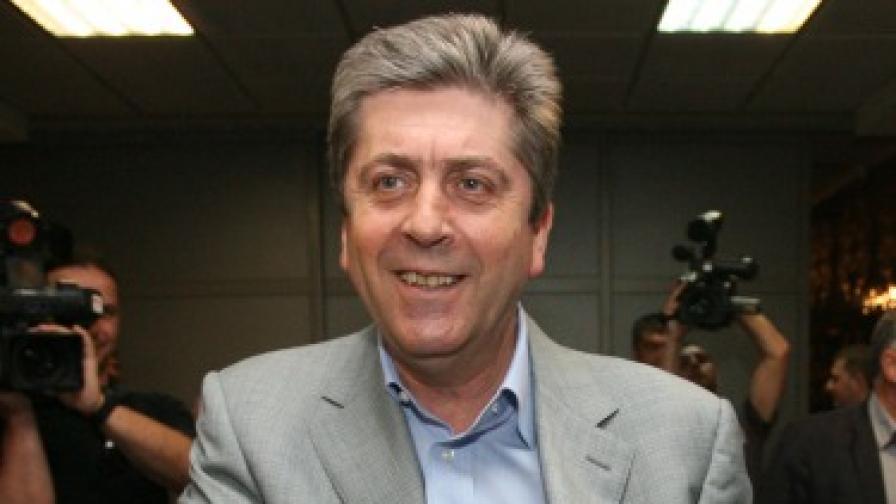 Първанов: От есента ще съм по-активен в политиката