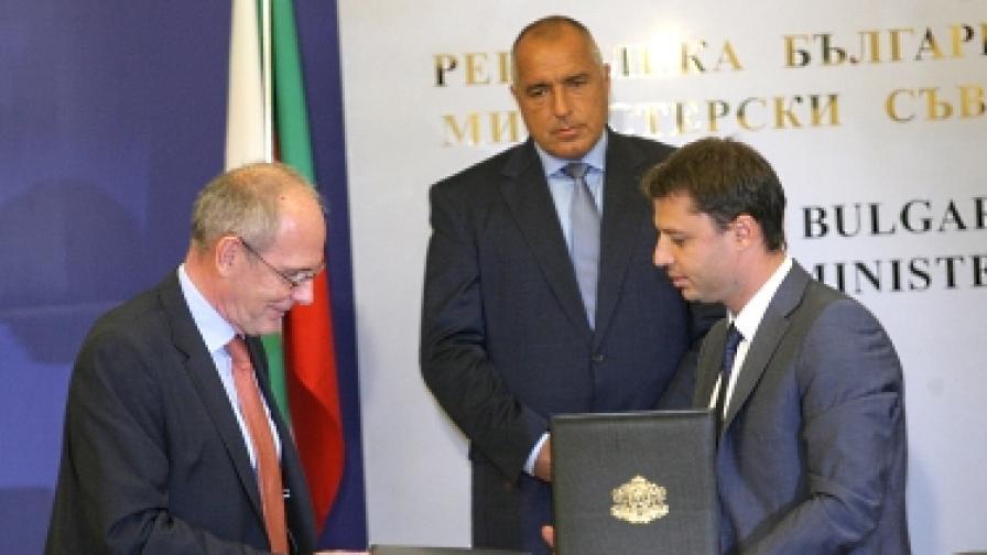 Борисов: Правим огромна крачка към енергийна диверсификация