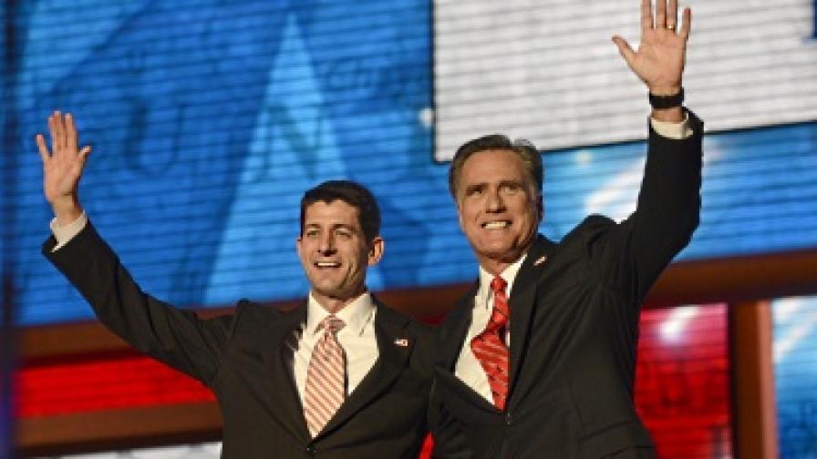 Мит Ромни прие номинацията за президент на републиканците