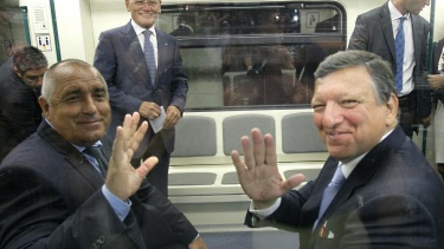 Барозу: Отговаряте за Шенген