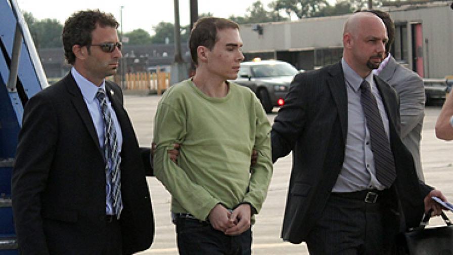 На 4 юни Лука Роко Маньота бе арестуван в Берлин, след което бе екстрадиран в Канада