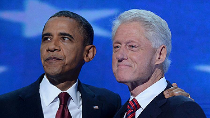 Обама официално е кандидат-президентът на демократите