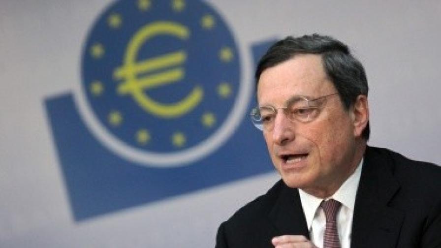 ЕЦБ ще купува неограничени количества държавни облигации