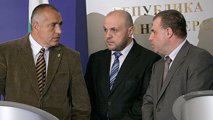 Борисов: Кризата е виновна, но това не е обяснение