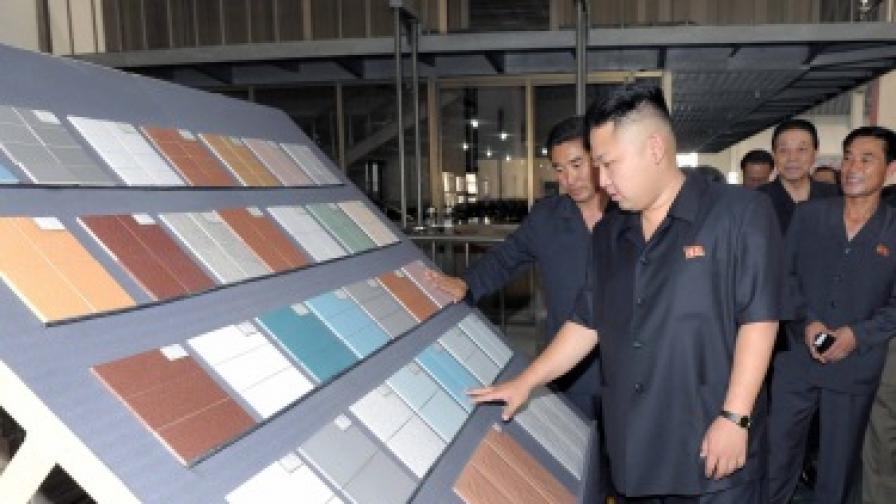 Северна Корея плаши САЩ с тотална война