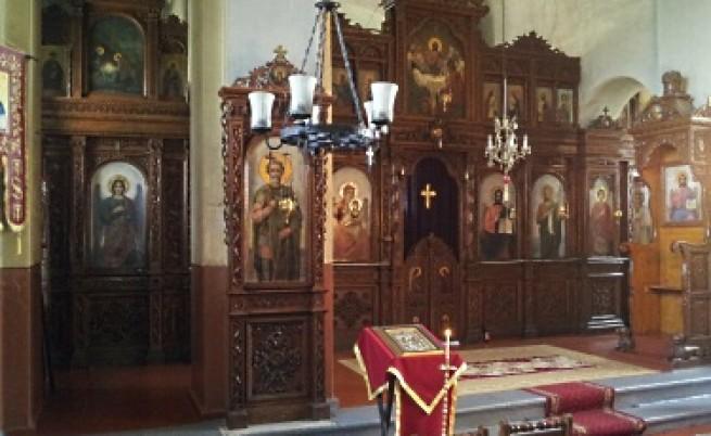 По църквите не останало какво да се краде
