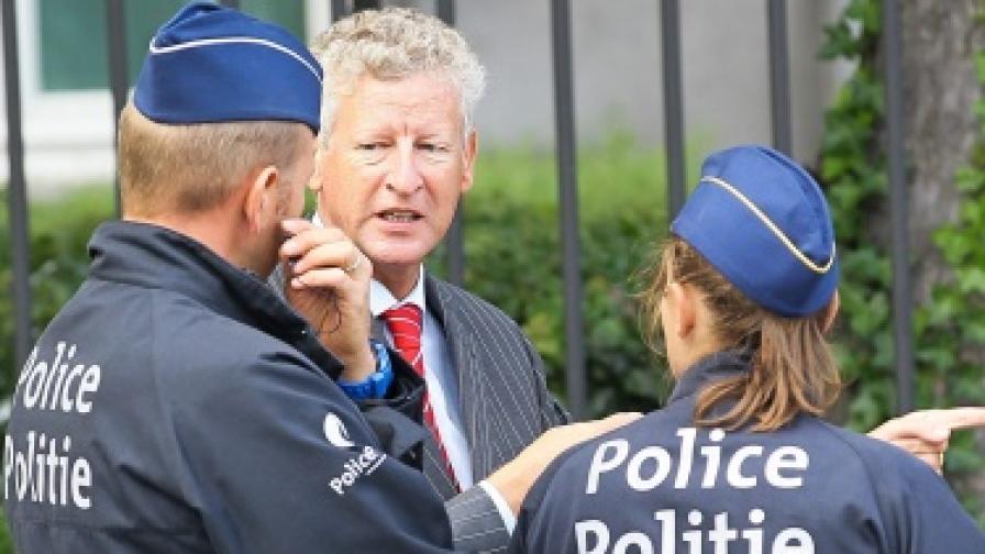 САЩ платиха на белгийската полиция 800 хил. долара
