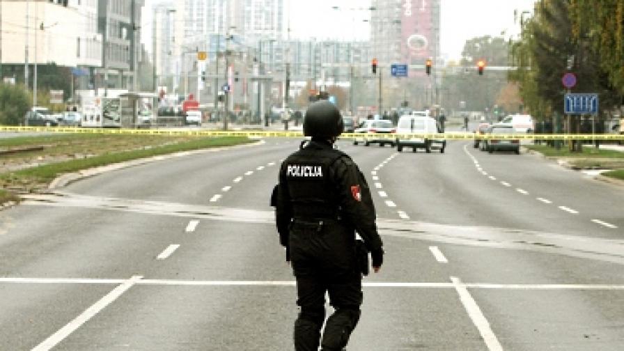 Хванаха няколко десетки бандити в Босна