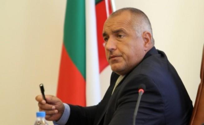 Борисов: Руският иск за