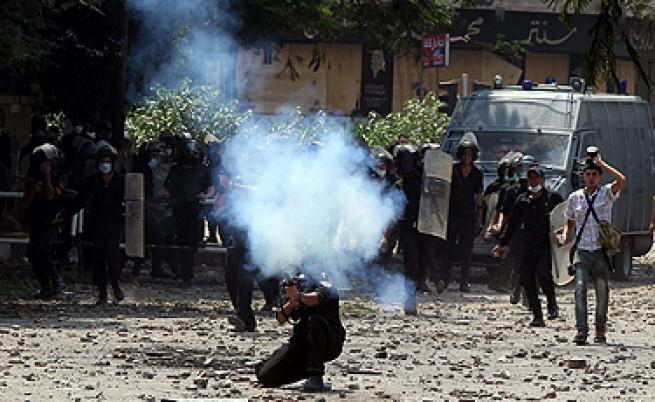 Ново нападение на US посолството в Кайро