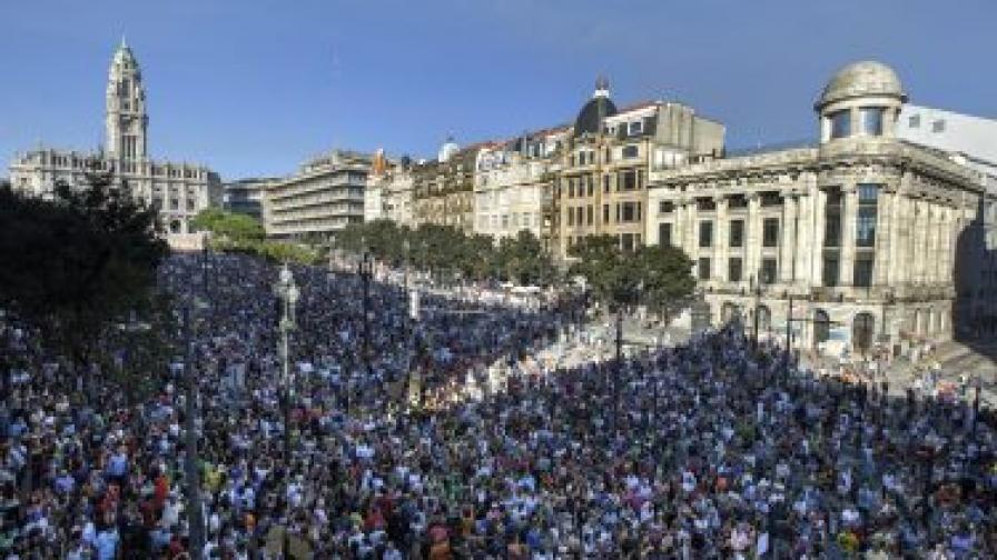 Всякакви протести по света