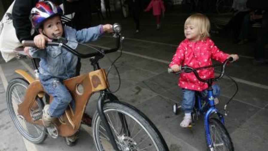 В София беше открита Европейската седмица на мобилността