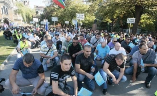 Борисов отряза полицаите за по-високи заплати
