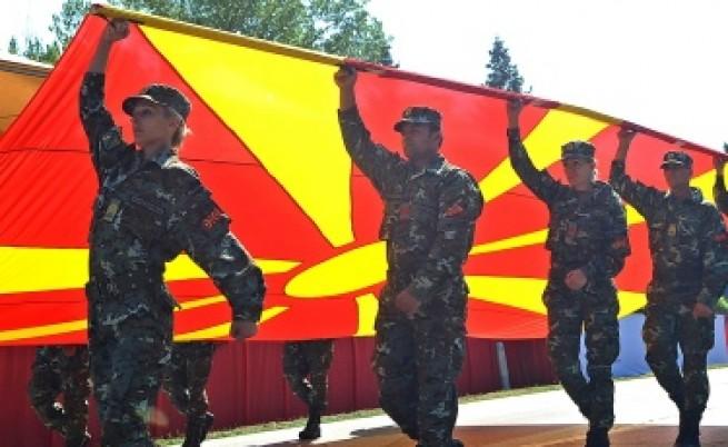 Македония чества Балканската война със Сърбия
