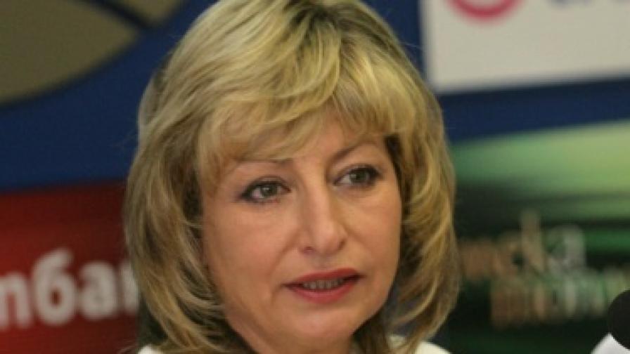 Мира Радева: Политическата система в страната е в много лошо здраве