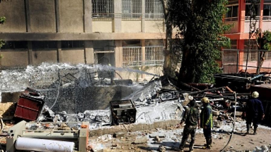 Сирия: Най-кръвопролитният ден