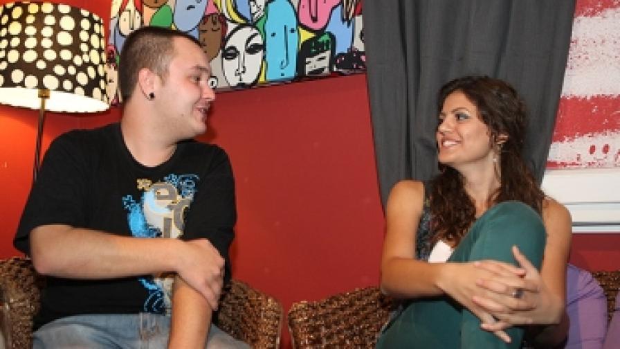 Били Хлапето и Михаела Филева: Правим музика за хората