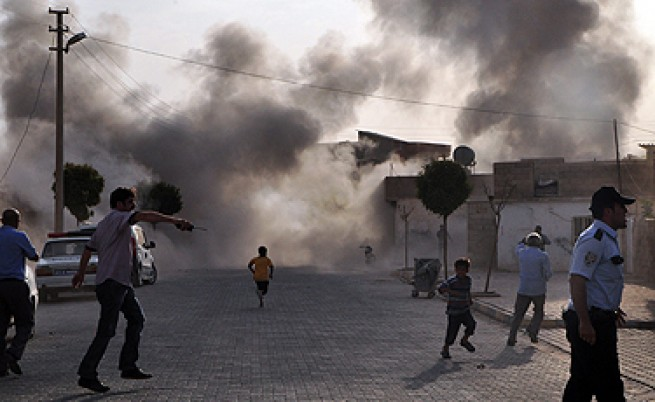 Турският парламент разреши военните действия в Сирия