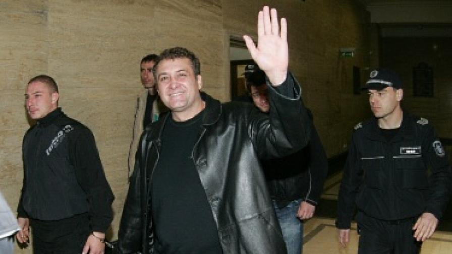 Цветан Цветанов: Арестуван е Данчо Пръча
