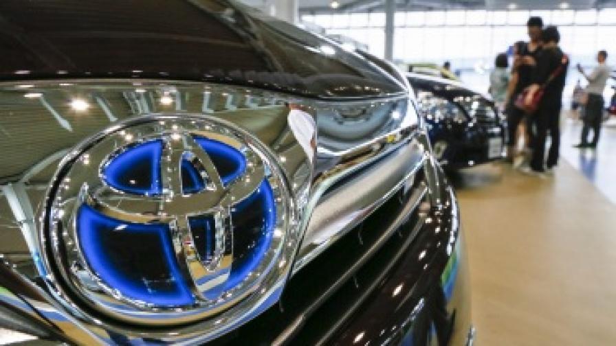 """""""Тойота"""" изтегля 7,4 млн. коли по цял свят"""