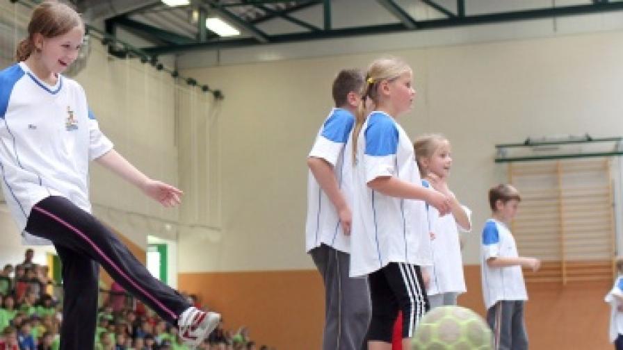 В германско училище домашните са забранени