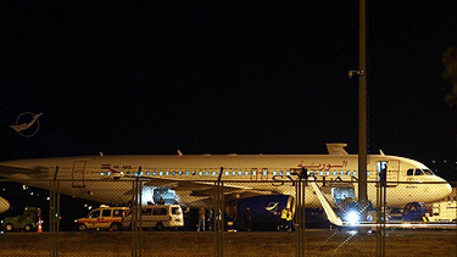 Русия скръцна със зъби на Турция заради самолета