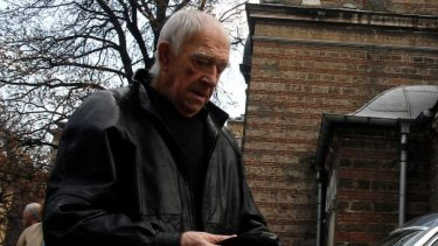 Стилиян Парушев (1922-2012)