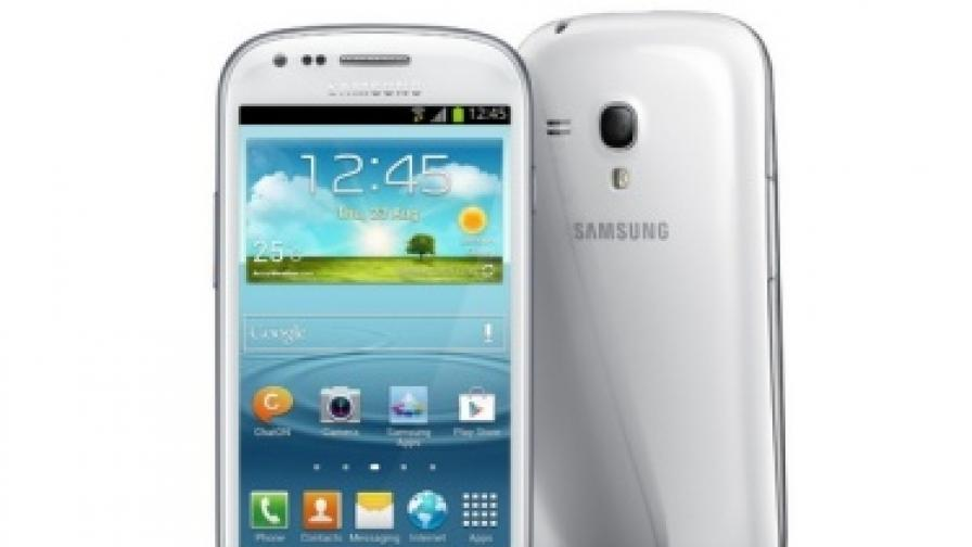 """Самсунг"" показа Galaxy S III mini"
