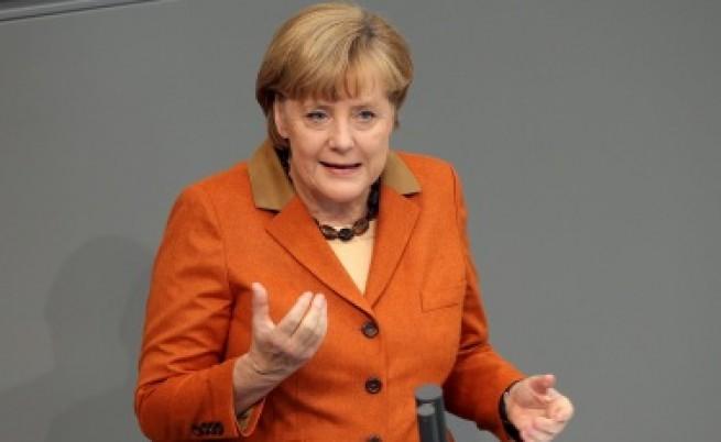 И Меркел иска власт на ЕС над националните бюджети