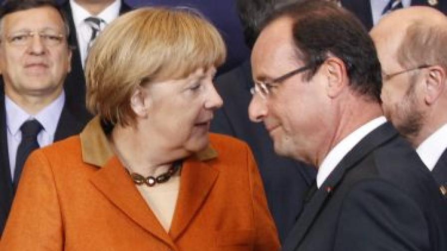 В Брюксел се споразумяха за банковия надзор