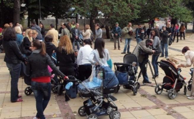 Майки на протест в цялата страна