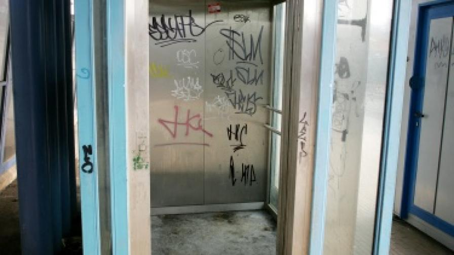 Всеки трети асансьор е за ремонт