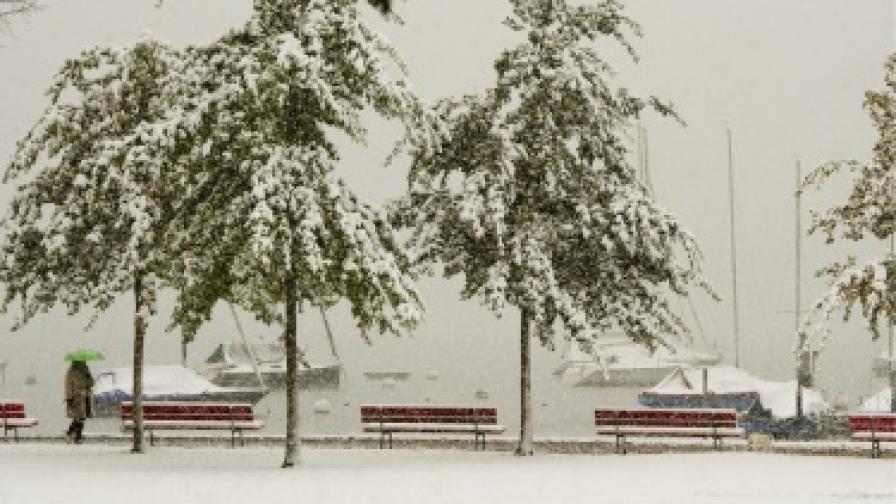 Зимата взе жертви в Полша
