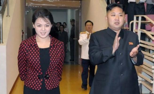 Къде изчезна съпругата на Ким Чен-ун?