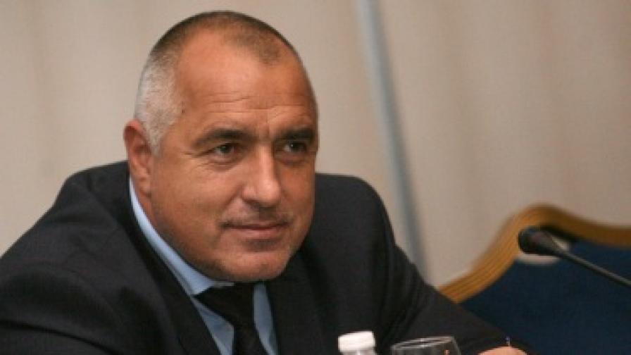 Бойко Борисов връчи договори за 11 млн. лева европейски средства на училища