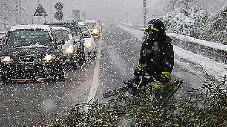 14 души са първите жертви на зимата в Полша