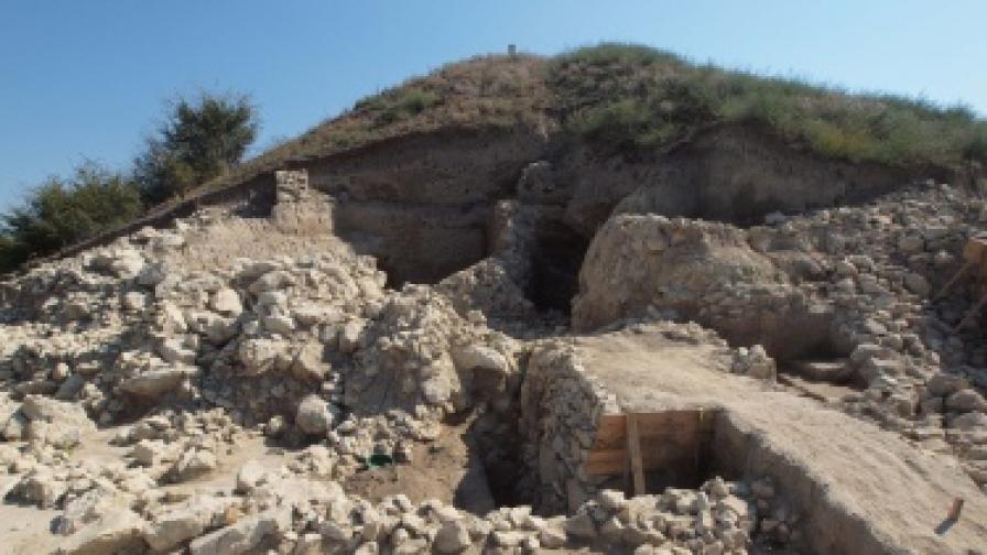 Би Би Си: Най-старият град в Европа е открит при разкопки в България