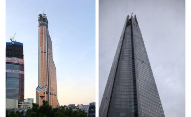 Московска сграда стана най-високата в Европа