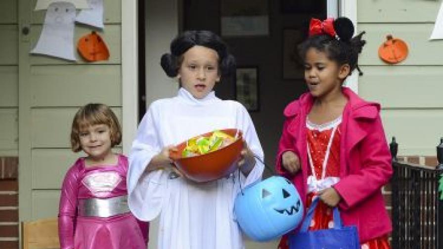На Хелоуин: Пакост или... кокаин?