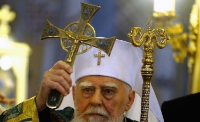 Погребват патриарх Максим в петък