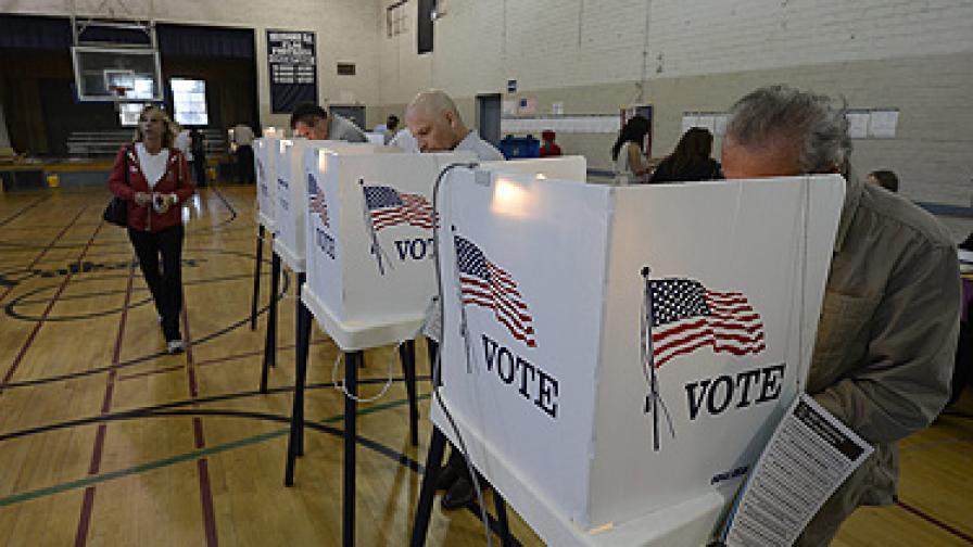 В САЩ гласуваха и за трева, гей бракове и аборти